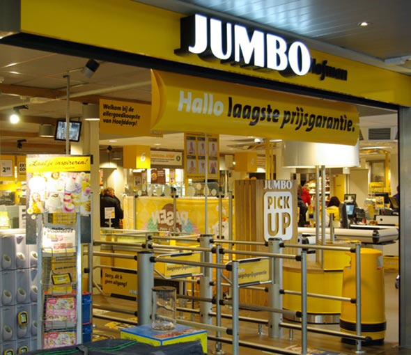 Jumbo's full-service solution to specification management
