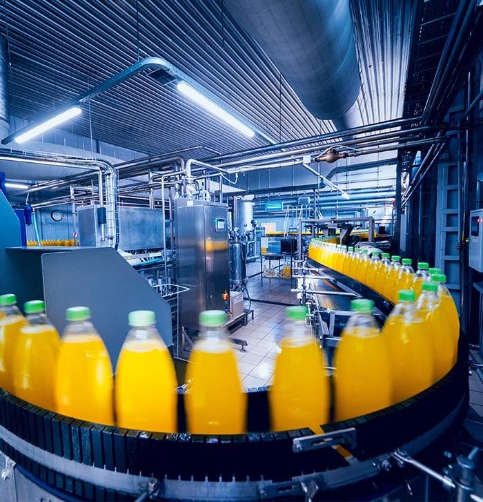 Precon Food - Quality Management